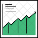 Diagram Finance Growth Icon