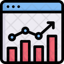 Analytics Chart Statistic Graph Icon