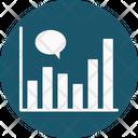 Info Stats Graph Icon