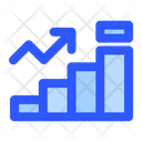 Business Finance Growth Icon