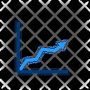 Analytics Chart Growth Chart Growth Icon