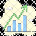 Banking Analytics Finance Icon