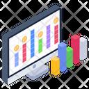 Data Analytics Analytics Display Data Chart Icon