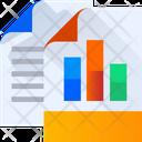 Analytics Document Analysis Document Analysis Report Icon