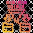 Digital Data Download Icon