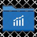 Analytics Folder Data Analysis Analytics Icon