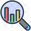 Seo Analytics Search Icon