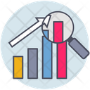 Business Analytics Graph Icon