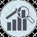 Business Analytics Graph Icon