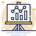 Analytics Presentation Business Analysis Analysis Icon