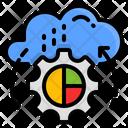 Processes Platform Data Icon
