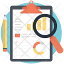 Analytics report Icon