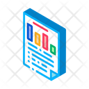 Statistician Report Document Icon