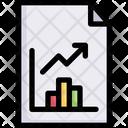 Analytics Report Report Data Chart Statistic Icon