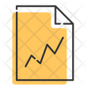 Report Statistic Chart Icon
