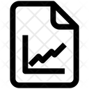 Document Graph Paper Category Icon
