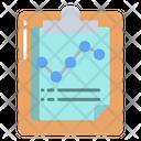 Analytics Report Business Report Business Analytics Icon