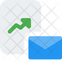 Analytics Report Mail Email Mail Icon