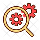 Analytics research Icon