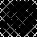 Analytics Security Icon