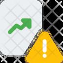 Analytics Warning Analysis Report Warning Analysis Warning Icon