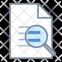 Analyze Paper Icon