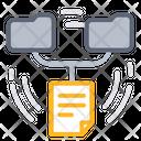 Analyze Folders File Document Icon