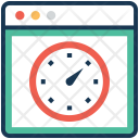 Web Speed Analyzer Icon