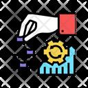 Analyzing Optimize Analyzing Optimization Icon