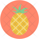 Ananas Comosus Organic Icon