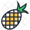 Ananas Comosus Food Icon