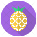 Ananas Food Fruits Icon
