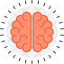 Anatomy Brain Brainstorm Icon