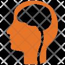 Anatomy Brain Open Icon