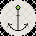 Anchor Boat Marine Icon