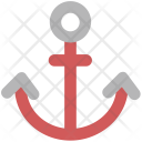 Anchor Boat Ship Icon