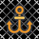 Anchor Bandits Pirate Icon