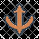 Anchor Nautical Antique Icon