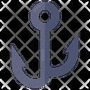 Anchor Boat Anchor Ship Anchor Icon