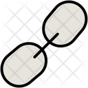 Anchor Chain Hyperlink Icon