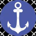 Anchor Tool Sailing Icon