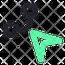 Anchor Design Illustration Icon