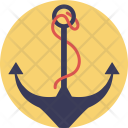 Anchor Ship Nautical Icon