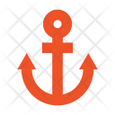 Anchor Connection Link Icon