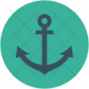 Anchor Boat Stopper Icon