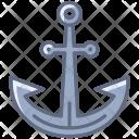 Anchor Boat Harbor Icon
