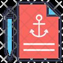 Anchor Text Anchor Link Anchor Document Icon