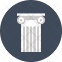 Ancient Architecture Build Icon