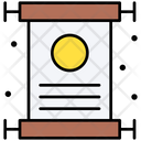 Ancient Paper Icon