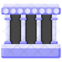 Ancient Greek Architecture Icon